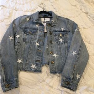 Pistola denim jacket